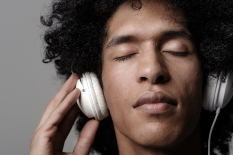 What are the reasons for people listening to music?